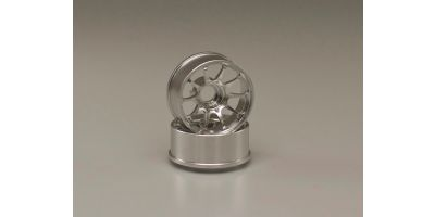 CE28N Wheel Narrow Off-Set 1.5mm Silver R246-1532