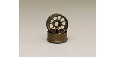 CE28N Wheel Narrow Off-Set 2.0mm Bronze R246-1541