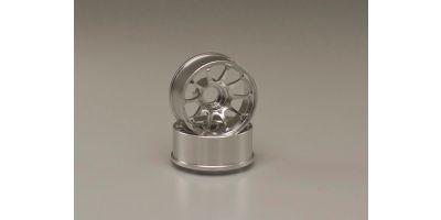 CE28N Wheel Narrow Off-Set 2.0mm Silver R246-1542