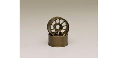 CE28N Wheel Wide Off-Set 0mm Bronze R246-1601