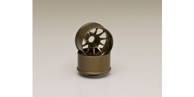 CE28N Wheel Wide Off-Set 3.0mm Bronze R246-1661
