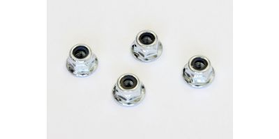 4mmホイールナット  R246-25699