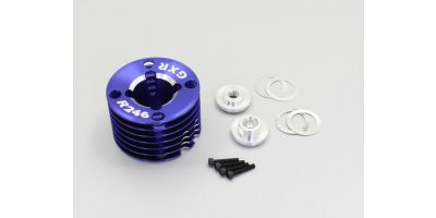 SP Normal & Turbo Head for GXR15 Blue R246-4009
