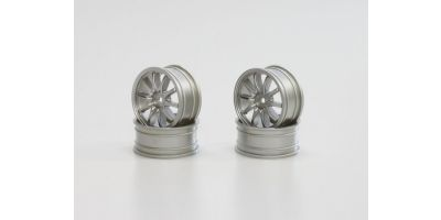 CE28N Silver RAYS Wheel VOLK Racing R246-4104