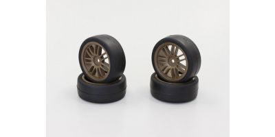 BS POTENZA HG & RE30 Bronze 4pcs R246-4123