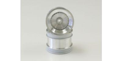 Rear Wheel(SatinChrome/2pcs/Scorpion'14) SCH002SC