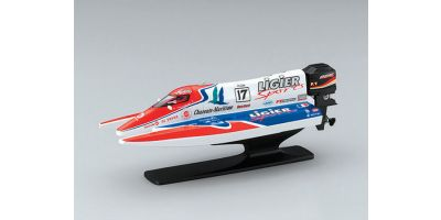 Scale Marine Collection LIGIER SPORTS No.17  SMC01-LS17