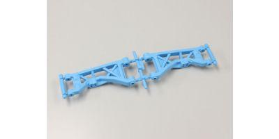 フロントロアアームセット (ブルー/スコーピオン XXL) SX041BL