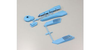 サイドガードセット (ブルー/スコーピオン XXL) SX053BL