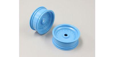 フロントホイール (ブルー/2pcs/スコーピオン XXL) SXH001BL
