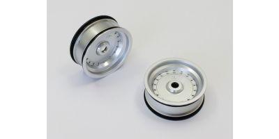 フロントホイール (シルバー/2pcs/スコーピオン XXL) SXH001S
