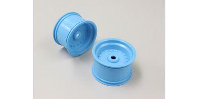 リヤホイール (ブルー/2pcs/スコーピオン XXL) SXH002BL