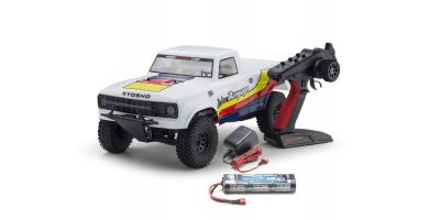 OUTLAW RAMPAGE Type 1 1/10 EP 2WD Truck Readyset RTR 34361T1
