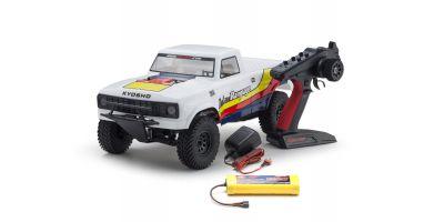 アウトローランページ タイプ1 1/10 EP 2WDトラック レディセット 34361T1