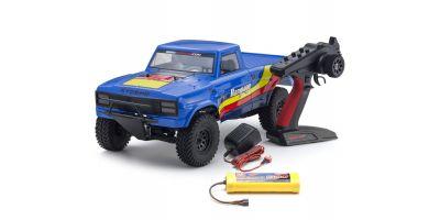 アウトローランページ タイプ2 1/10 EP 2WDトラック レディセット 34361T2