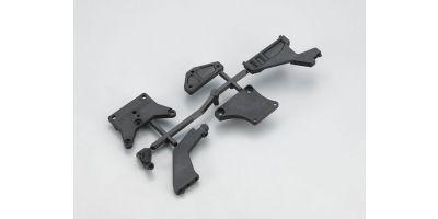 アッパープレートセット(DBX/DST)  TR105