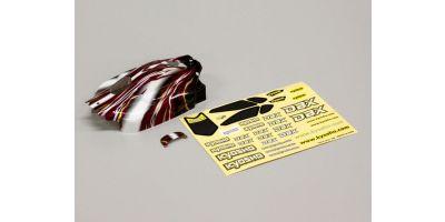 プリントボディセット (DBX/カラータイプ2)  TRB102