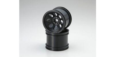ホイール(ブラック/2pcs/DBX/DST)  TRH001BK