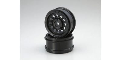 ホイール (2pcs/ブラック/DRT)  TRH111BK