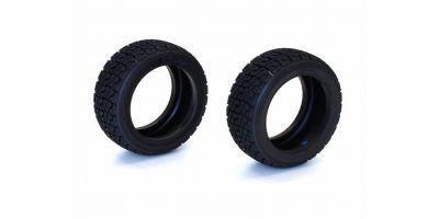 ハイグリップラリータイヤ X-1 (2pcs/DRX)  TRT123