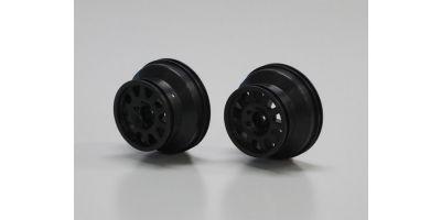 Wheel (Black/2pcs/ULTIMA SC) UMH601BK