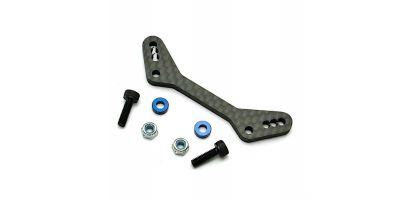 Cabon Front Shock Stay(for V-One RR Evo. VZW052