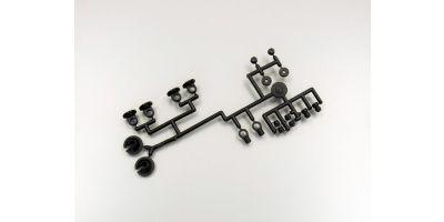 Shock Plastic Parts Set(2-Set/Big Bore S W5303-05