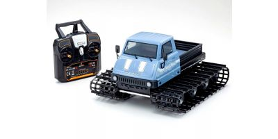 1/12 Scale EP Belt Vehicle Readyset Trail King Color Type 2 Blue 34903T2