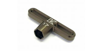 T-Wheel Wrench(1/8 Size) YKW008