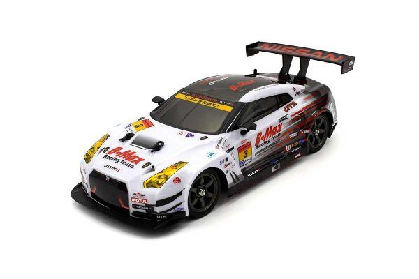 R/C 1/16 ドリフトレーシングB-MAX NDDP GT-R 4WD(白) TS063