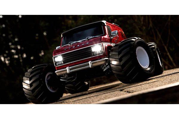 1/10 EP 4WDフェーザーMk2 FZ02L VE-BTシリーズ レディセット マッドバンVE カラータイプ1 34491T1