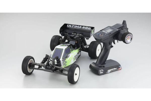 1/10 EP 2WD レディセット アルティマ RB6 30858