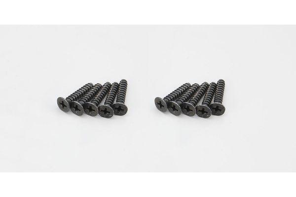 TP Flat Head Screw(M4x20/10pcs) 1-S34020TP