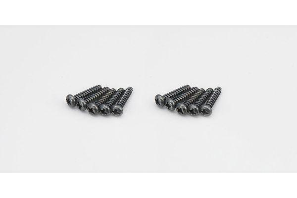 TP Round Screw(M3x15/10pcs) 1-S43015TP