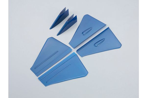 主翼カバーセット(ジェットビジョン)  10117-25