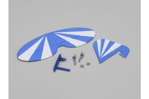 TailWingSet(EP Clipped Wing Cub M24) 10225-13