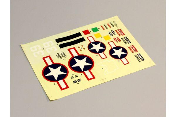 Decal (F4U Corsair M24) 10236-03