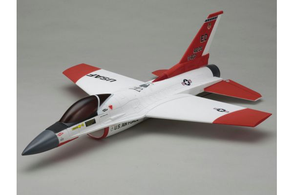 EP JET F-16 DF55 PIP エドワーズテストバージョン  10281R