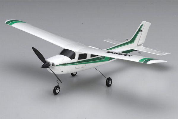 セスナ 210 センチュリオン機体セット (グリーン)  10651G