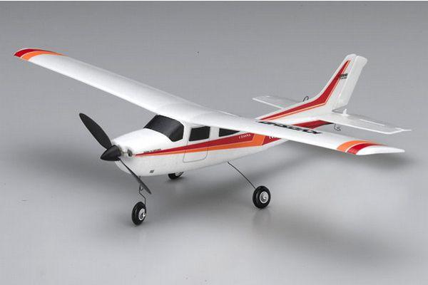 セスナ 210 センチュリオン機体セット (レッド)  10651R