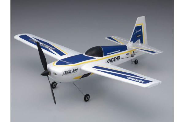 EDGE 540 Plane Set (Blue)  10655BL