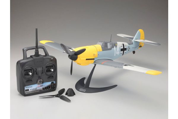 1/15 Scale SUPER SCALE FLYING MODEL Messerschmitt Bf109E VE29 Readyset  10952RS