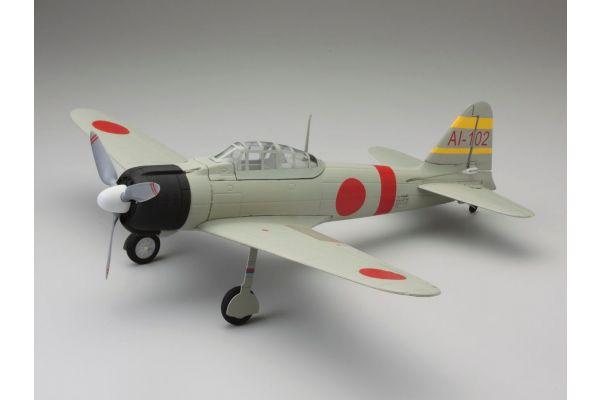 1/17 Scale SUPER SCALE FLYING MODEL aiRium A6M2b ZERO VE29 PIP Light Grey 10953L