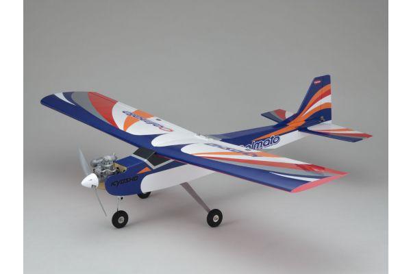 Calmato TR GP 1400 <with GX-36 engine> Blue 11051BL-GX