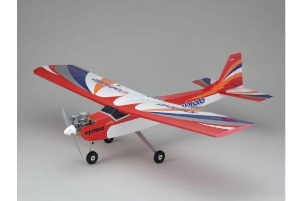 Calmato TR GP 1400 <with GX-36 engine> Red 11051R-GX