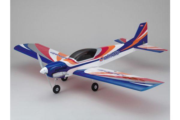 SQS 25-Class Low Wing Trainer Calmato SP GP 1400 Blue 11063BL