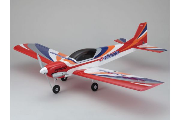 SQS 25-Class Low Wing Trainer Calmato SP GP 1400 <with GX-36 engine> Red 11063R-GX
