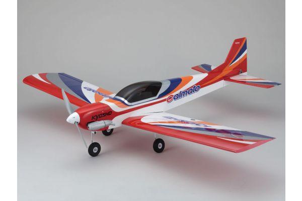 SQS 25-Class Low Wing Trainer Calmato SP GP 1400 Red 11063R