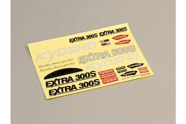 デカール (EXTRA 300S-GP/EP)  11071-04