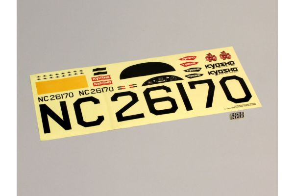 Decal (PIPER 50-GP/EP) 11072-03